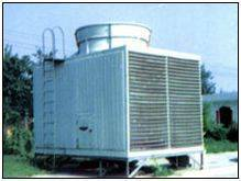 FRP Cross Flow Cooling Tower